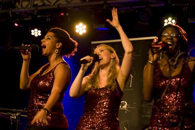 The Singers' Corner