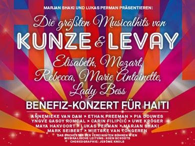 Benefizkonzert fuer Haiti Wien 2014