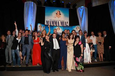 Mamma Mia! Wien 2014