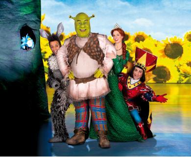Shrek Das Musical