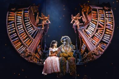 Disneys Die Schöne und das Biest Budapester Operetten- und Musicaltheater