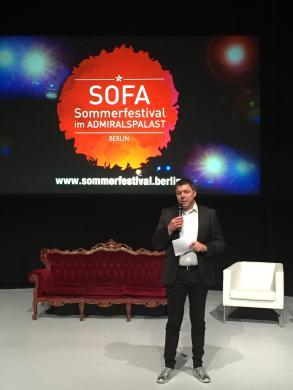 SOFA Sommerfestival Admiralspalast 2017