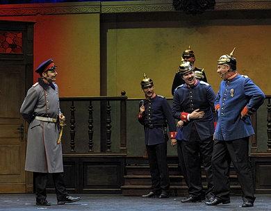 Der Hauptmann von Köpenick Das Musical