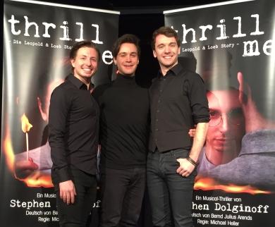 OFFstage Deutschland Musical Thrill Me