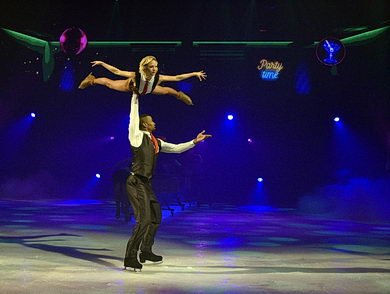 Holiday on Ice – Time